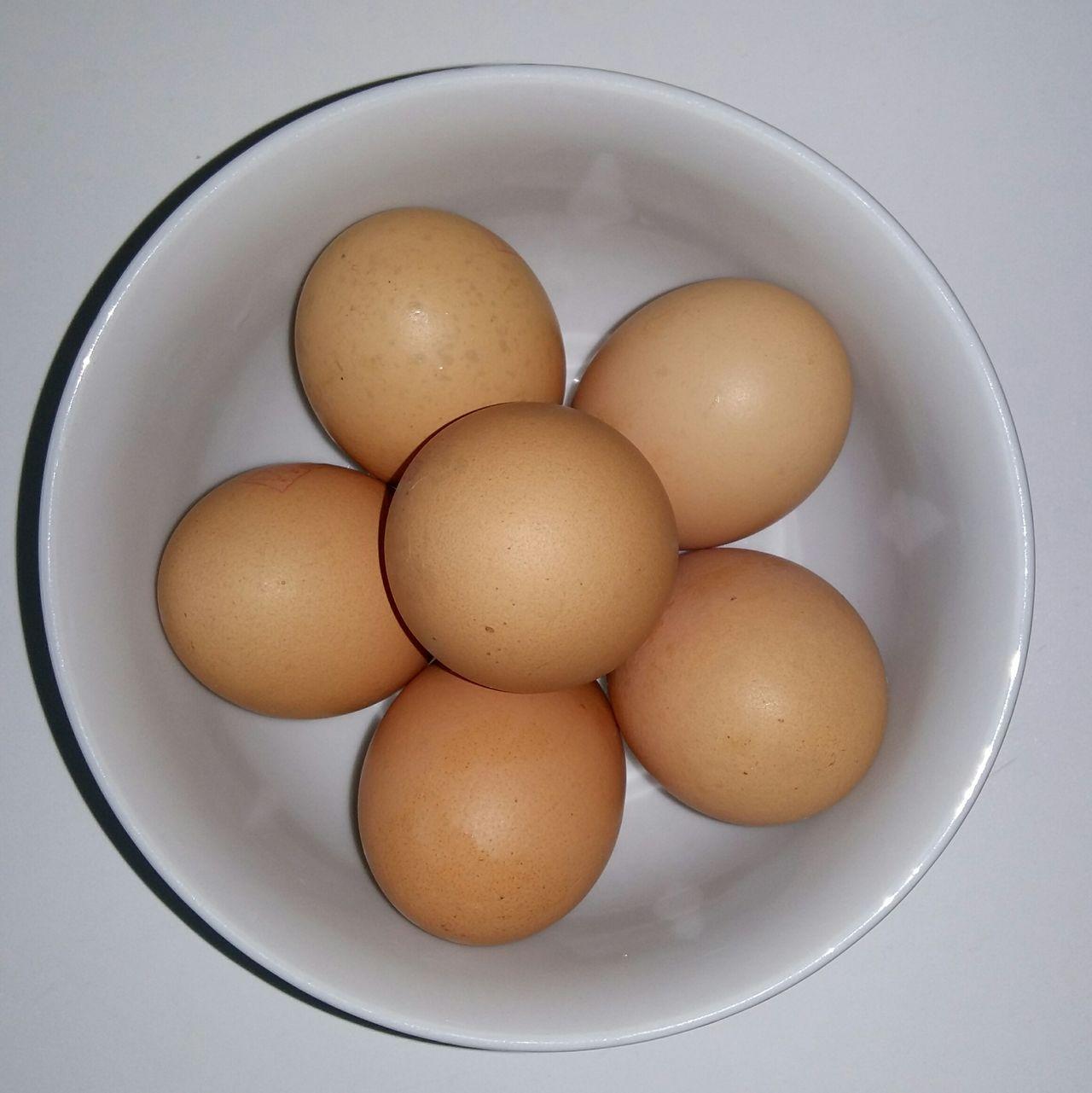 Eggs Half Dozen Six