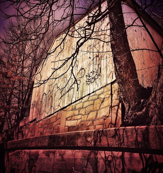 Urbex Graffiti Beauty Of Decay Mextures This Old House Landscape_Collection The House On The Hill Melancholic Landscapes Overedited