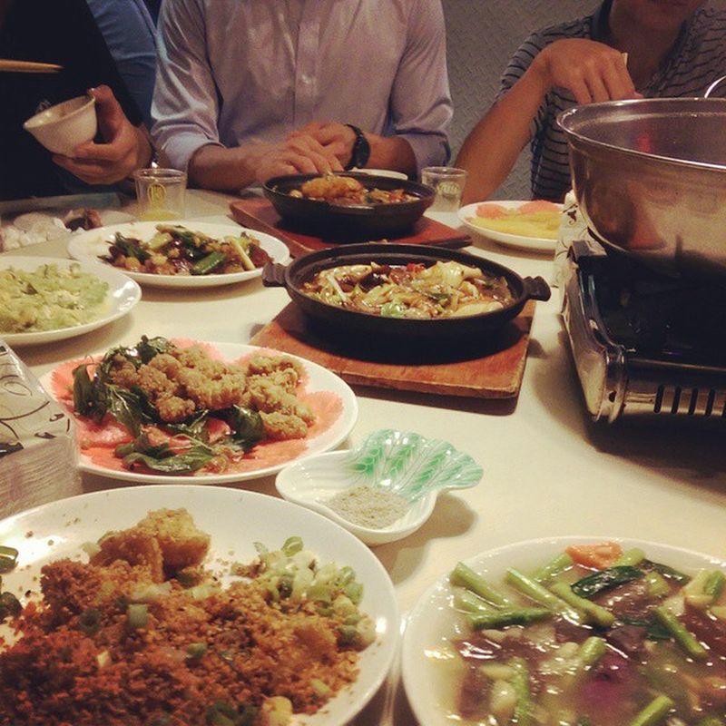 中秋 烤肉 熱炒 同學會
