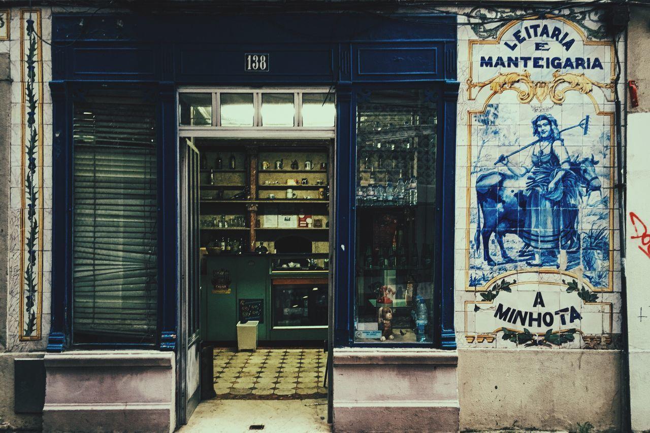 Leitaria Lisbon Lisboa Shop Vintage Old Traditional