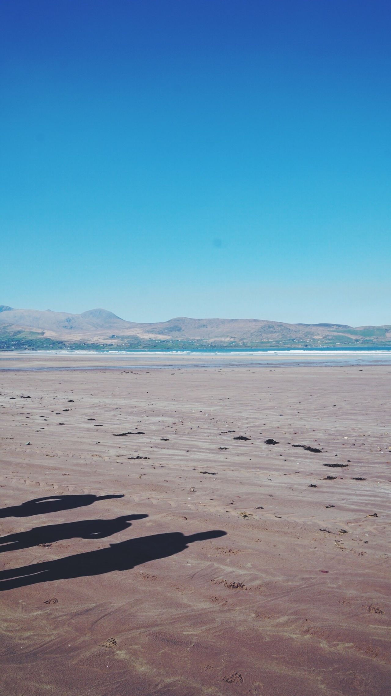 Live For The Story Blue Beach Nature Sand Scenics Beauty In Nature Water Sea Landscape Shadows Beachtime Ireland Wildatlanticway