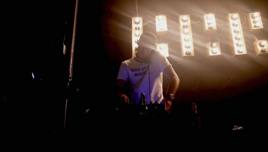DJ Rory Breaker-Morant Bangkok Thailand Ghetto Funk Boogie Funk Future Funk All My Friends Are Beautiful CHEEKY BKK