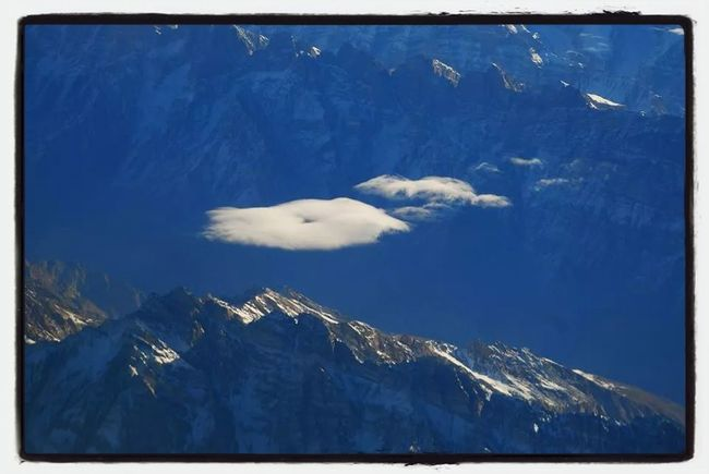 The Explorer - 2014 EyeEm Awards Valeriedesign Mountain Cloud