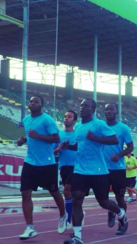 From celebrity ??, We have returned to training today in club konya sport ,Team Côte-d'Ivoire