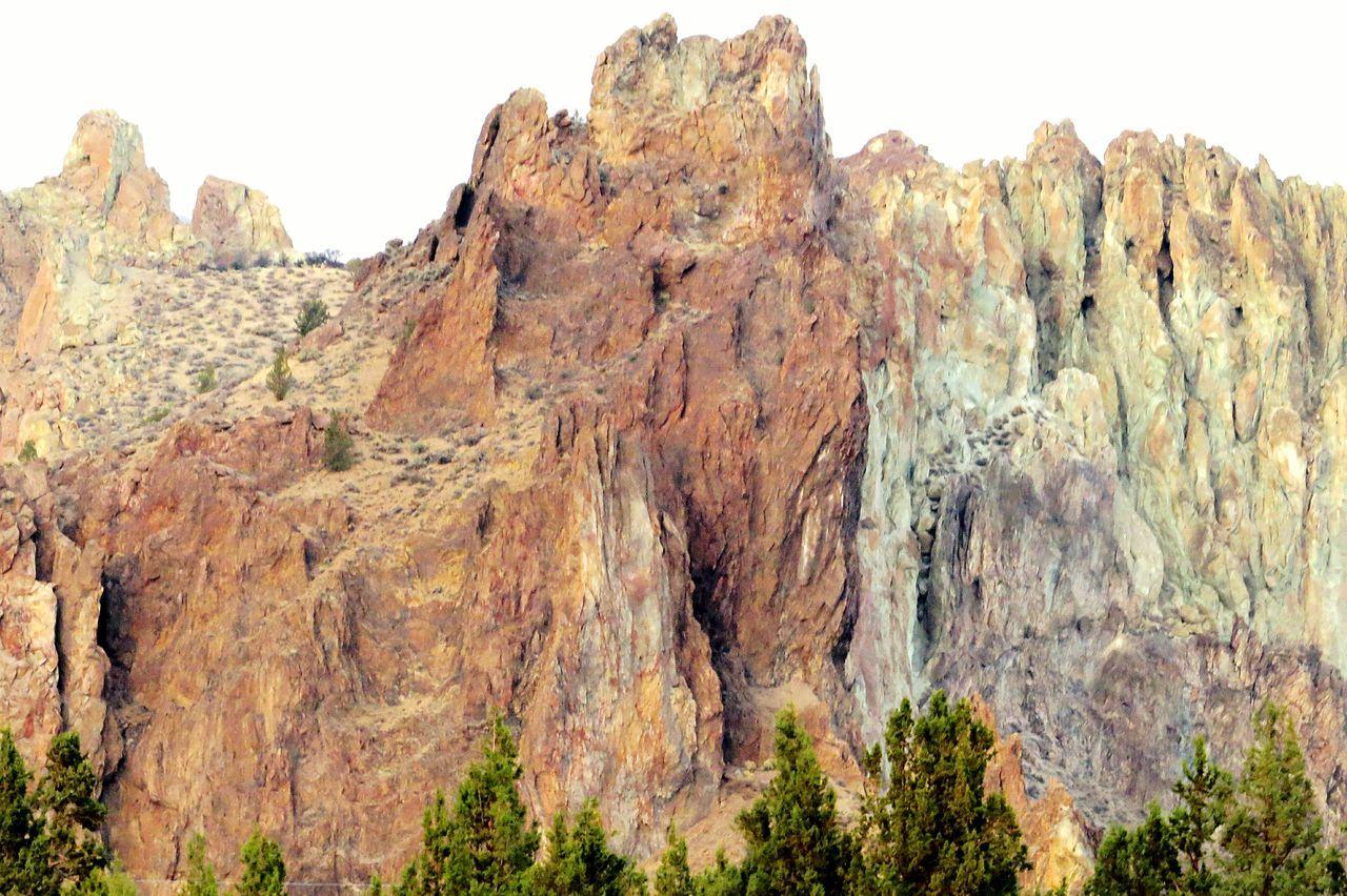 Smith Rocks Terrebonne Oregon Smith Rock Rock Climbing Central Oregon