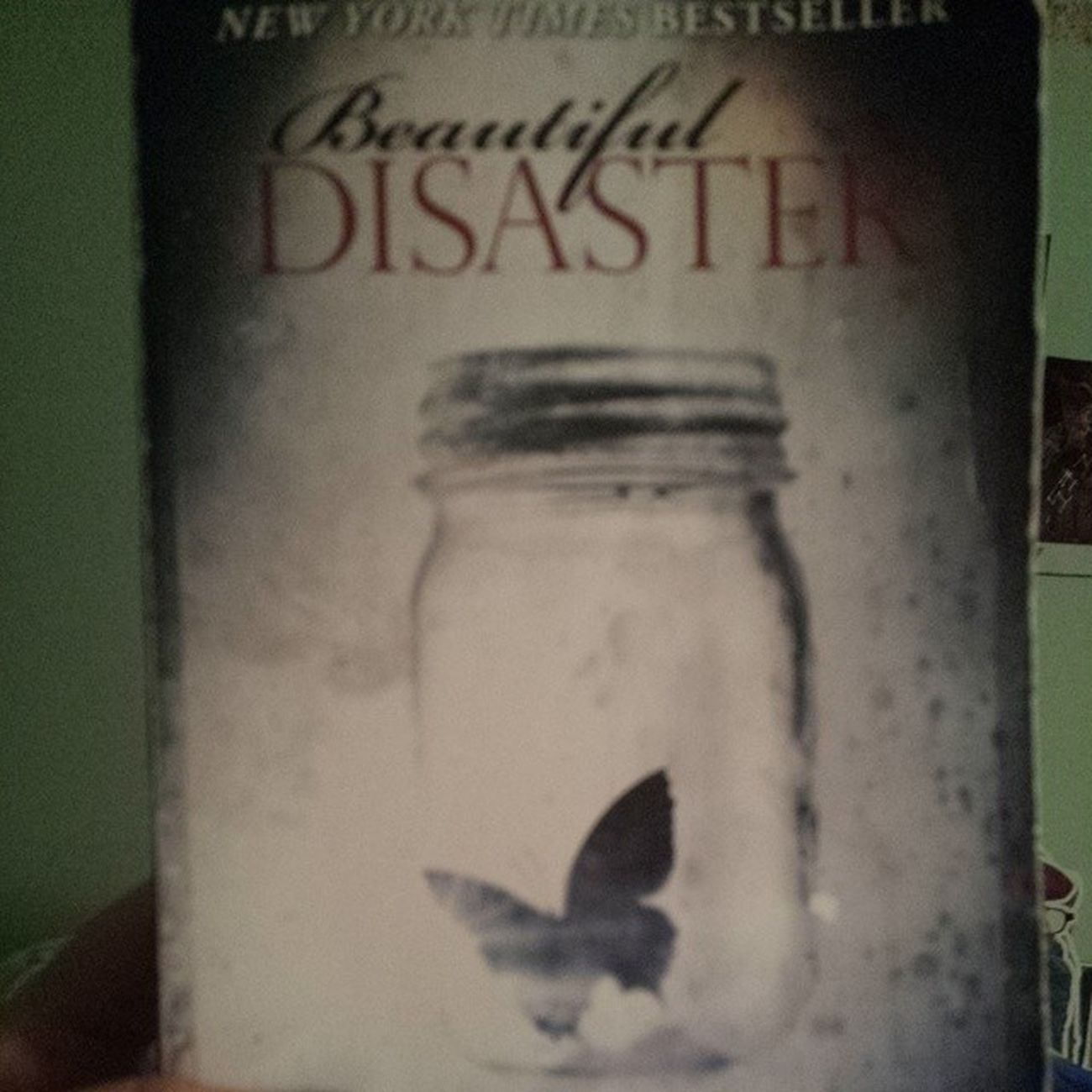 So I started reading this book today and just finished it man it must have been good. :) BeautifulDisaster JamieMcGuire Goodbooks Beautifuldisasterkindamylifestory latenightreading sleeplessnights hey go listen to thirteen reasons there pretty amazing. goyoutube rightmeow randomhashtags fyc