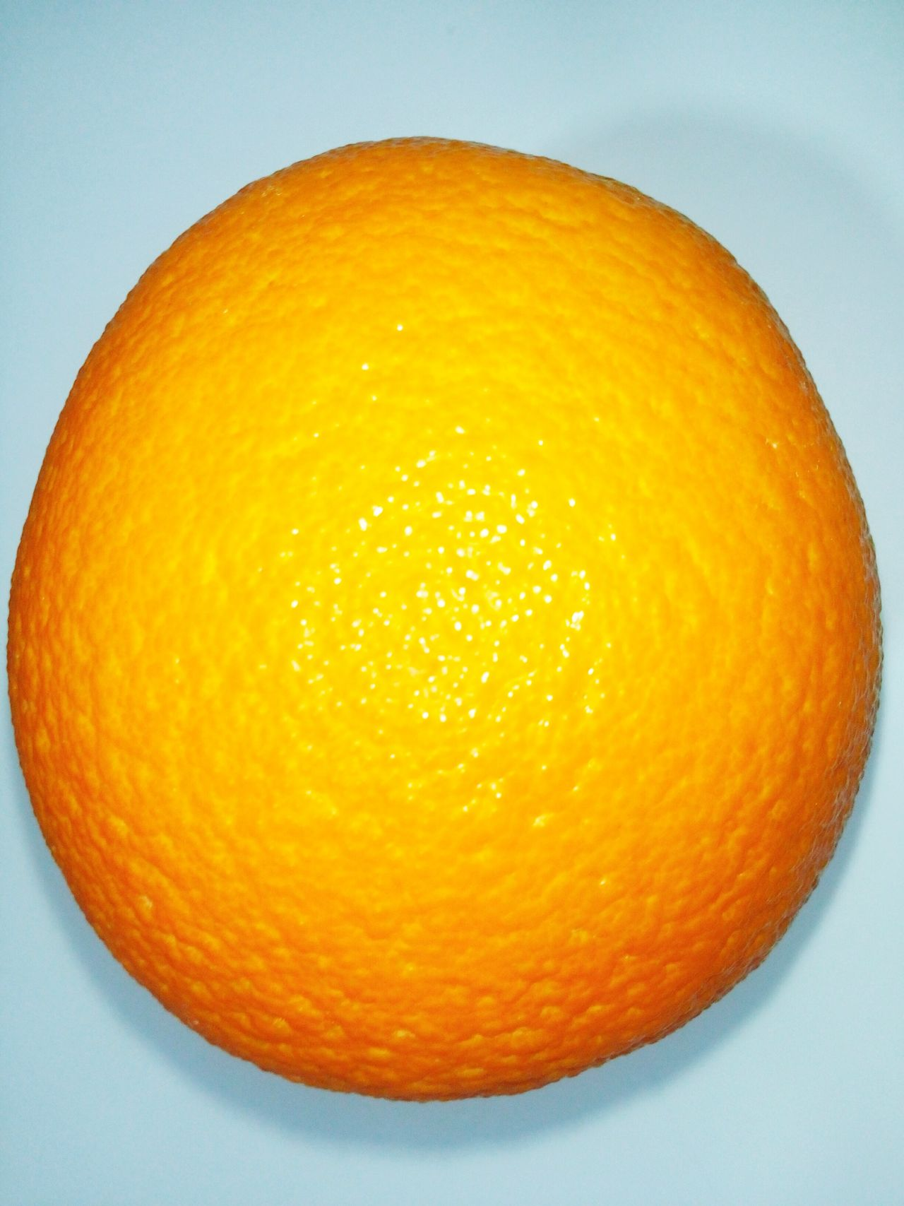 Top down shot of an orange Orange - Fruit Fruit Citrus Fruit Healthy Eating Orange Color Food And Drink Freshness Close-up Day Top Down Texture Summer Vitamin C Yellow Color EyeEmNewHere