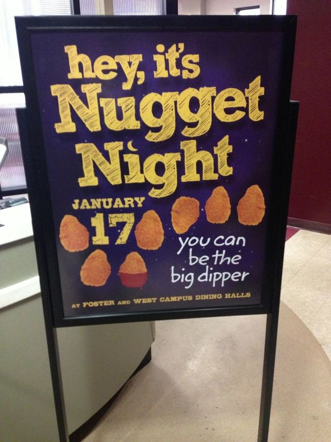 All You Can Eat Nuggets