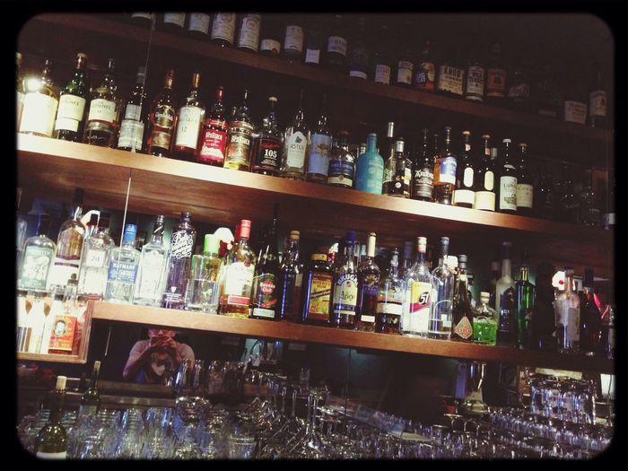 Bar Sat Night Hanging Out Birthday