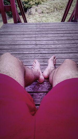 Hotwheater Sunny Relaxing Holiday Feet Gaymen Gay