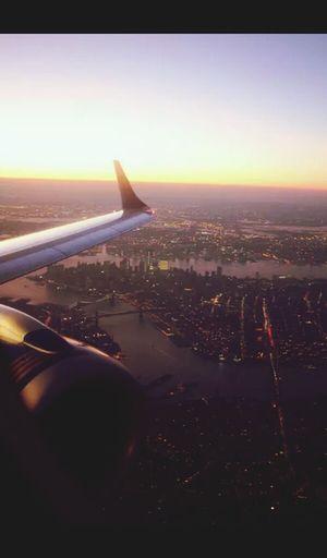 Up In The Air My Beautiful World Loveeeeeeeeee💜 Cityscapes Dreamscapes & Memories