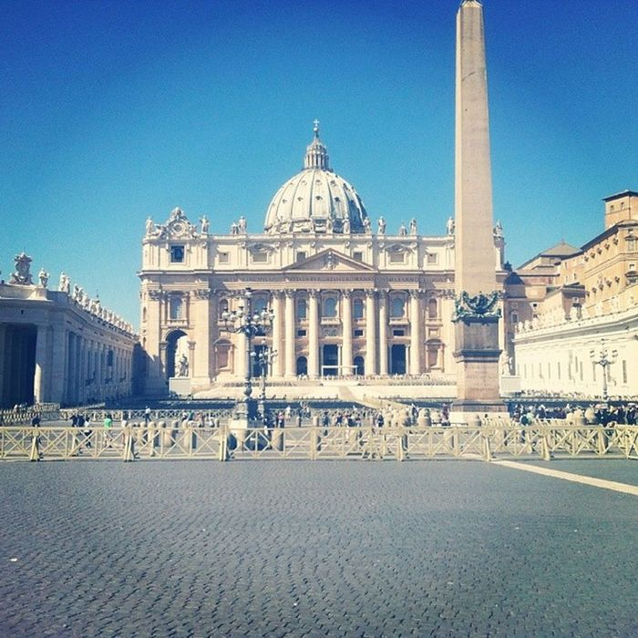 Meeeemooriiiees Rome Piazza San Pietro italy vatican museum beautiful town country summer perfect holiday yay friends family