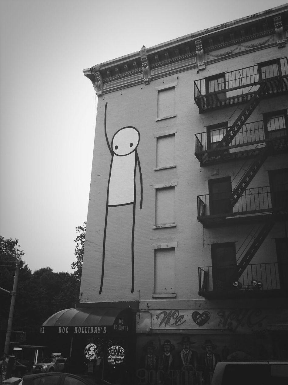 Walling down 9thst Street Art/Graffiti EyeEm Best Shots - Black + White