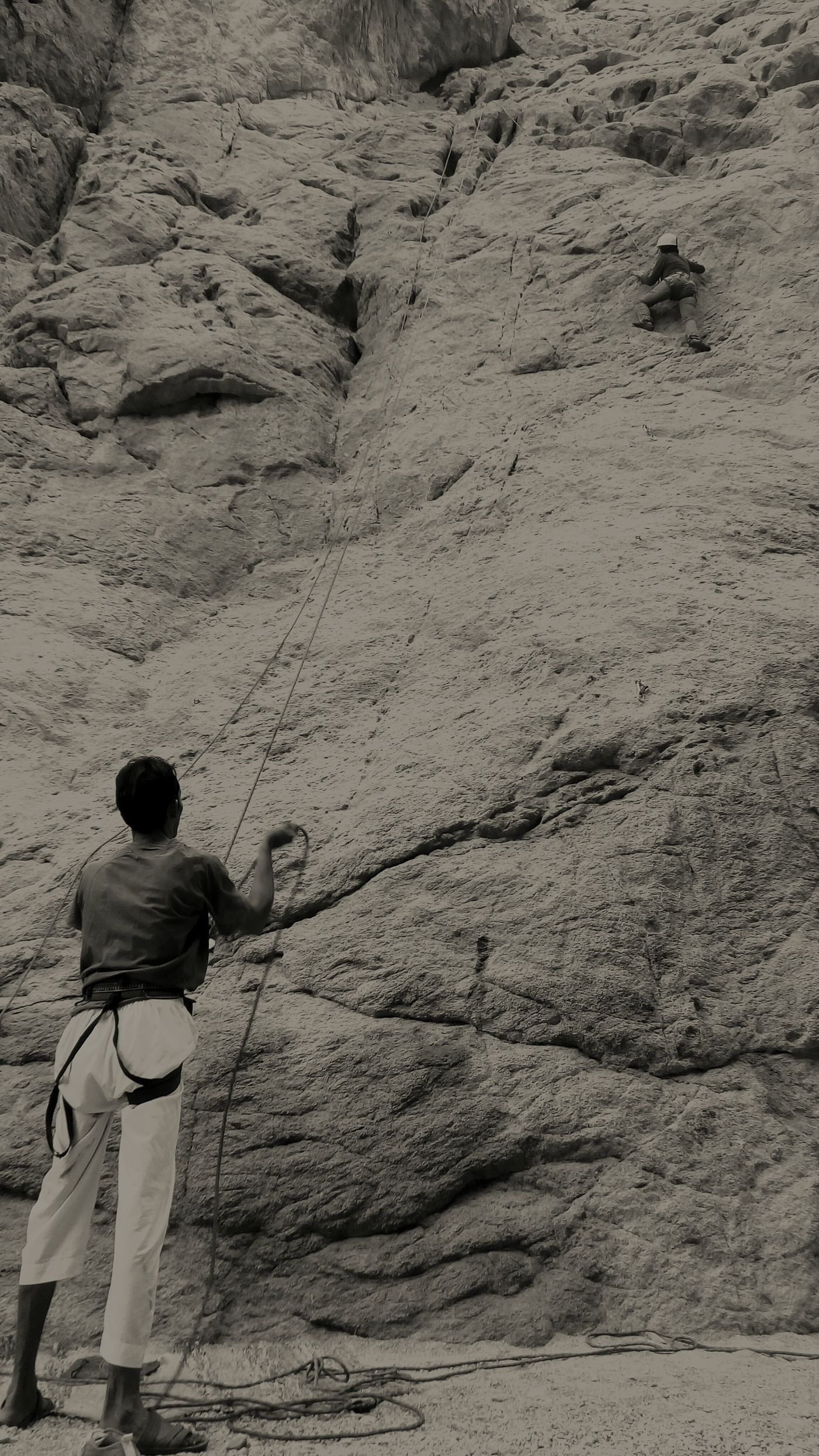 Climbing Hiking Hikingadventures Hiking Day Hiking Adventures Hike Blackandwhite Blanche Et Noir One Person Men Young Adult Standing Real People Rear View Egyptian Sinaaa Love Youu 😍😍 Dahab Dahab Red Sea Yeswecan Woman Who Inspire You Sunlight Lifestyles Casual Clothing Day Full Length First Eyeem Photo