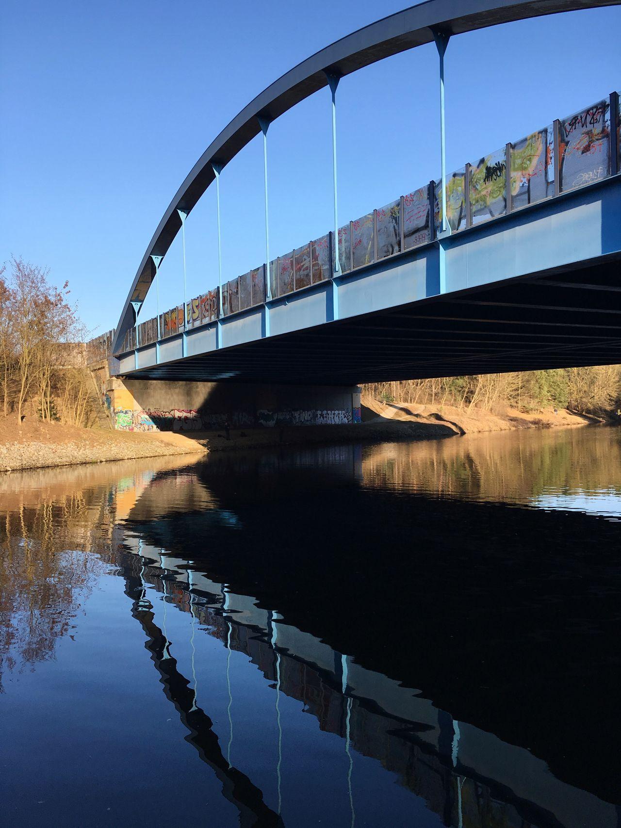 Showcase: February Enjoying Life Architecture Bridge Reflection Nature EyeEm Best Shots EyeEm Nature Lover Relaxing Beautiful Day