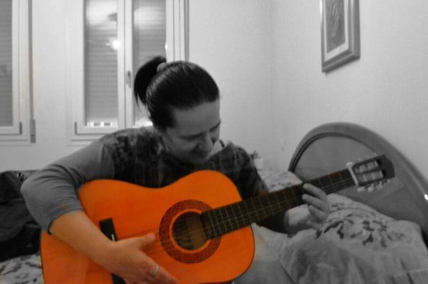 Guitar Music Adults Only Day Adult Music Is My Life Music Musical Performance Italy🇮🇹 Photography Camera - Photographic Equipment Nikon D3200 Nikonphotographer
