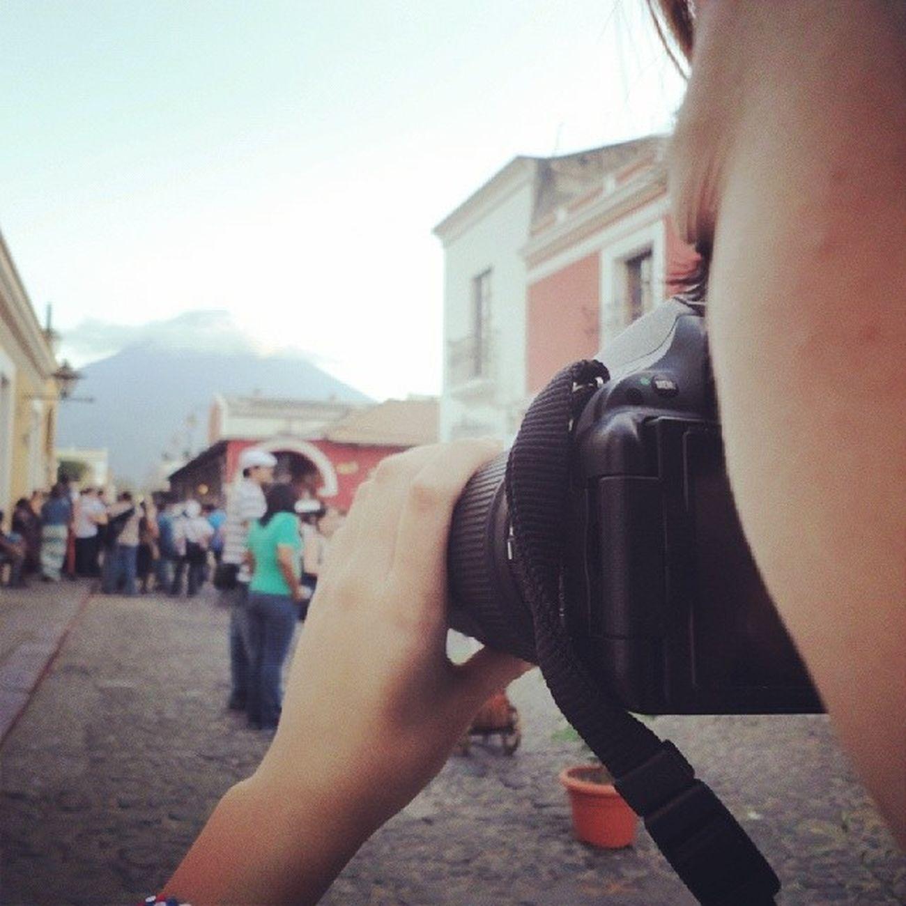 En el momento indicado :') Photowalk Photoalbum AntiguaGt Nikon NikonD5200