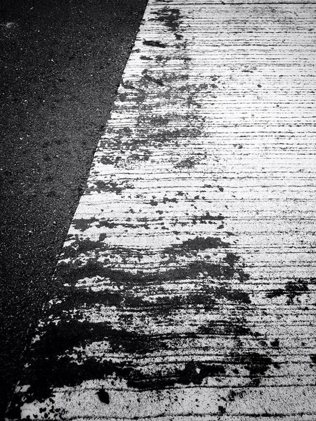 Triangles and Waves Blackandwhite Streetphotography Texture Composition IPhoneography Triangles