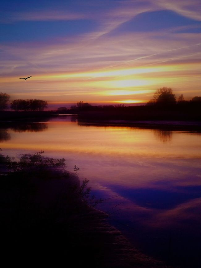 Magical Sunset Zonsondergang Nederland DreamScapes Enjoying Life Enjoying The View My Favorite Photo