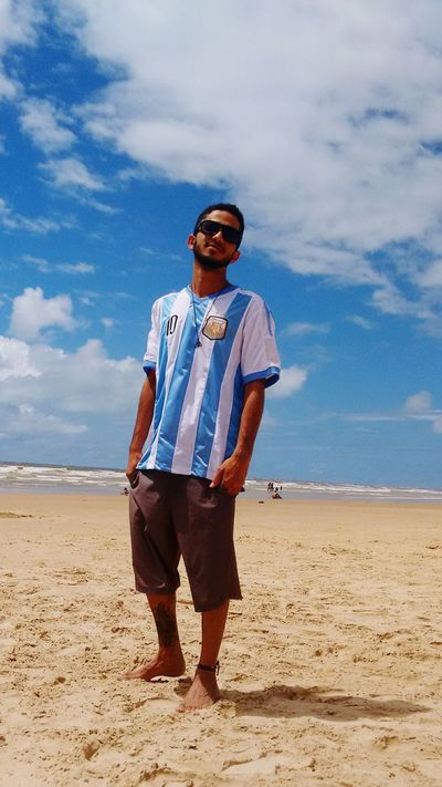 ✌😎 Beach Sunday Vibe Positividade Peace
