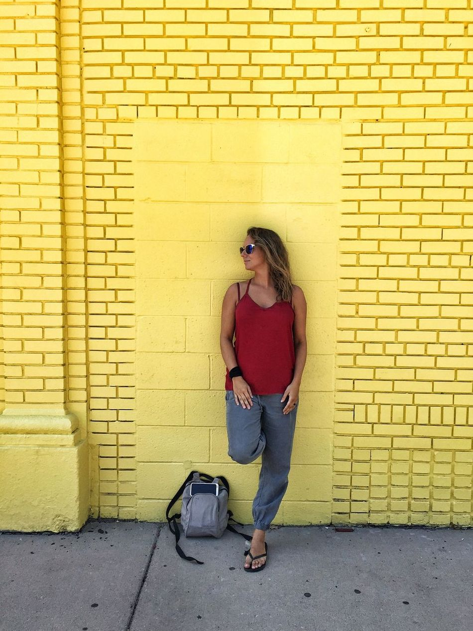 Beautiful stock photos of detroit,  35-39 Years,  Backpack,  Brick Wall,  Built Structure