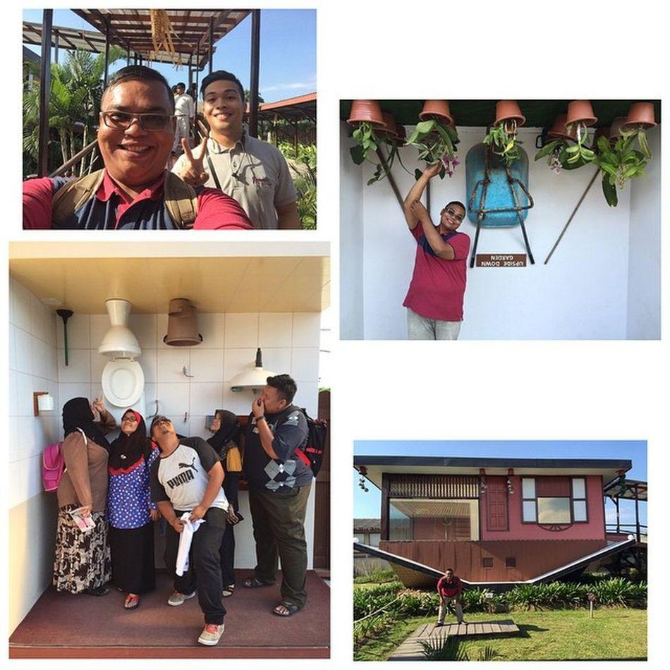 Upside Down House Borneotrip Tamparuli Vacation Kotakinabalu sabah
