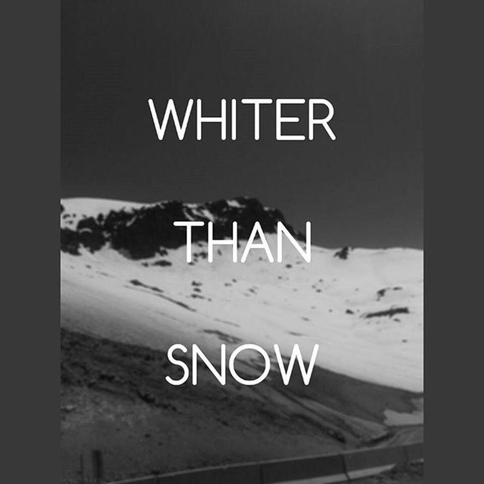 You wash us whiter than snow... Godgrace Masblancoquelanieve Godcreation Instamoment Instapic Mountains Snow White Coldtime Winter Landofpeace Tipography Lettering