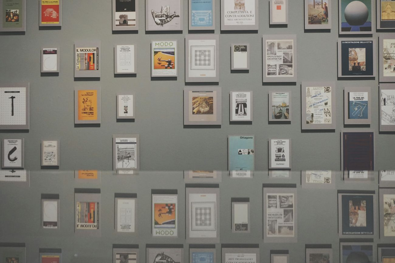 On the wall | Pattern Pieces Magazines Architecture Triennale Milano From My Point Of View Getting Inspired EyeEm Italy |