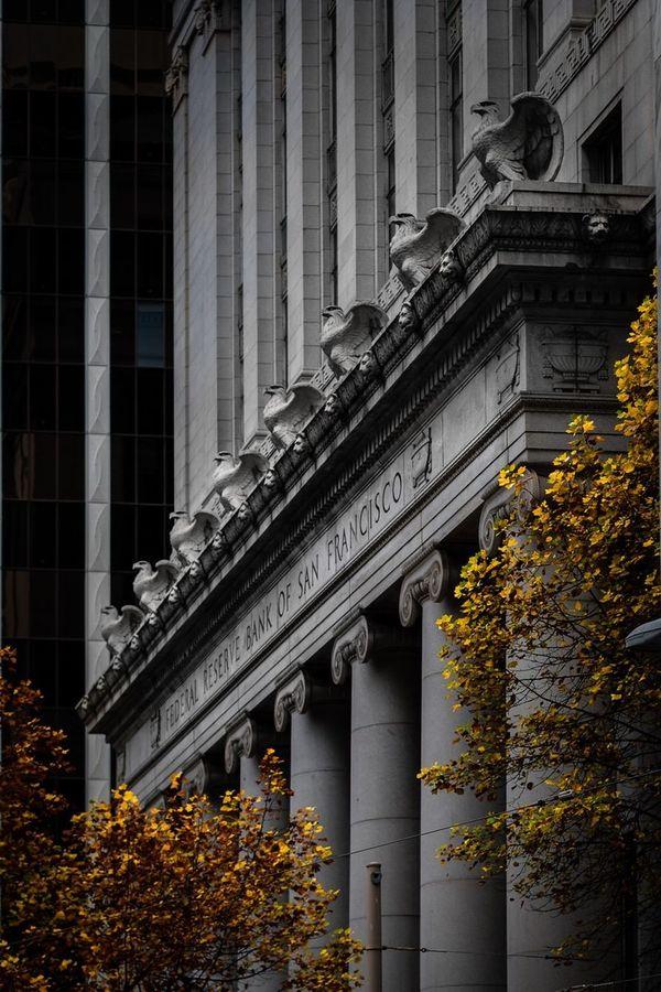 San Francisco Federal Reserve Bank City California