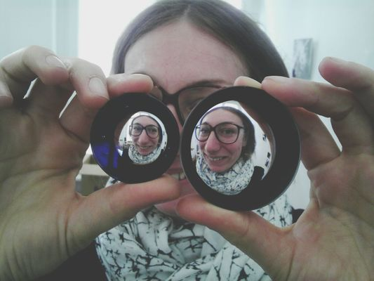 Double Trouble at EyeEm HQ by Severin