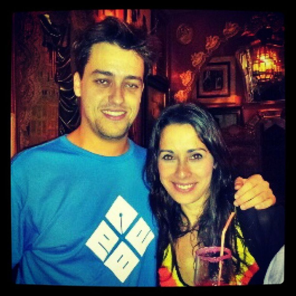 Y ahora con @labambola ^_^ Ebe12 /cc @alvaradoblog