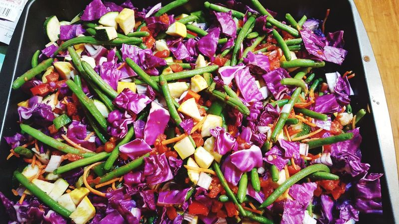 fresh Freshness High Angle View Food And Drink Purple No People Close-up Healthy Eating