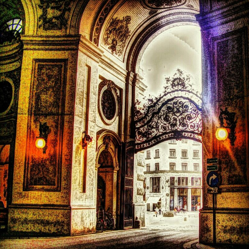 street Walking around streetphotography corners eye4photography  by Angel😇😈