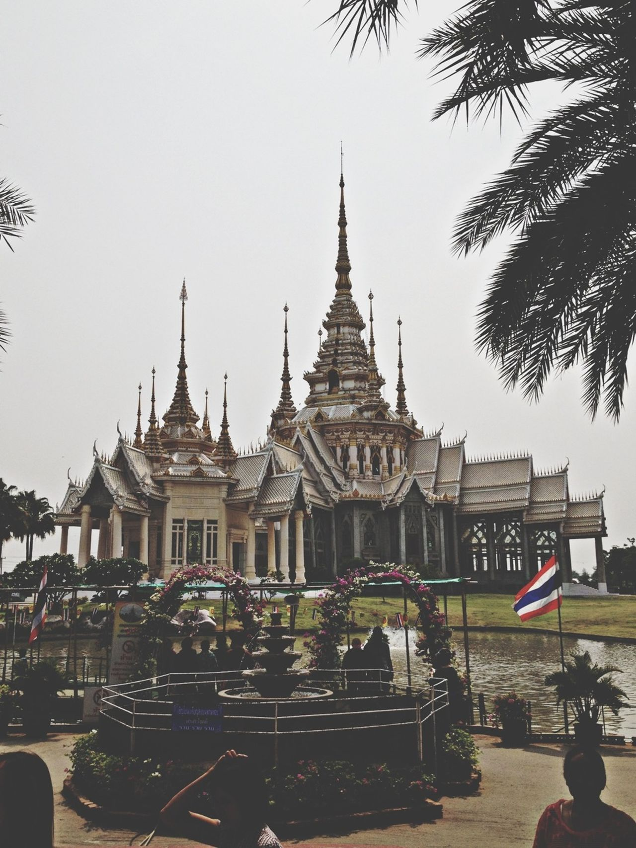 Beautiful stock photos of thai, Amphoe Sikhiu, Architecture, Building Exterior, Built Structure
