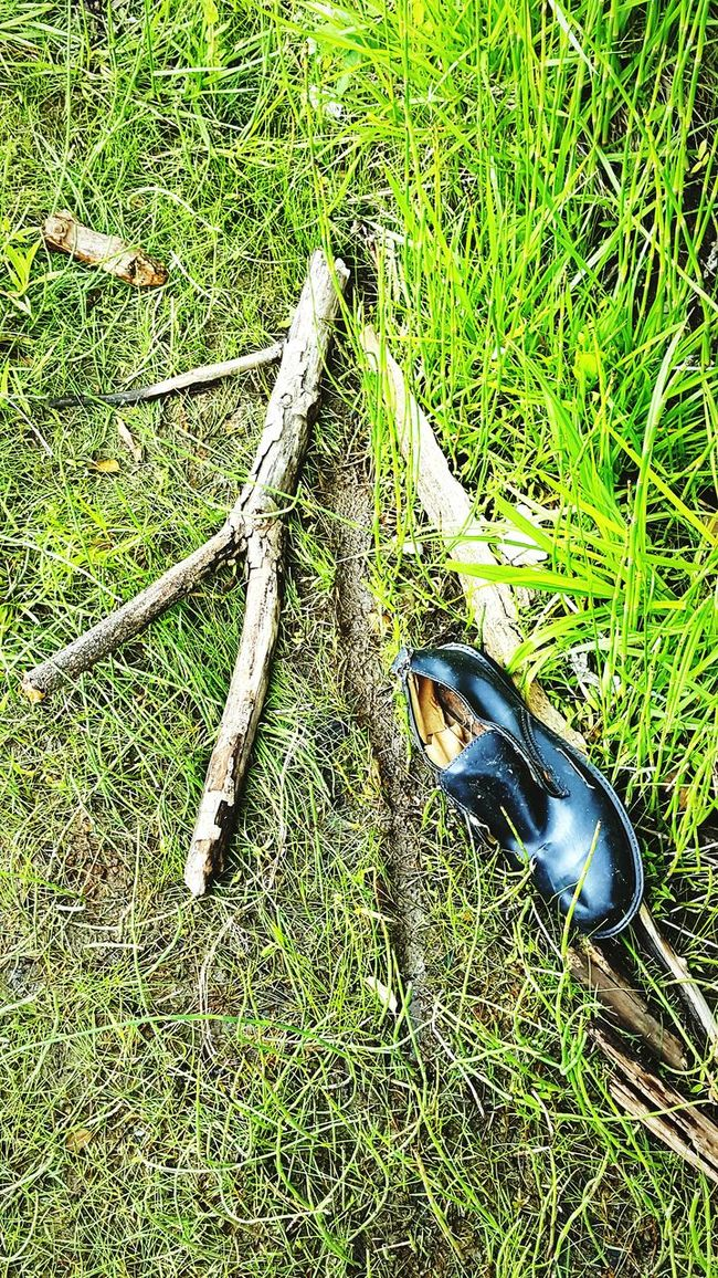Random Shot Lost Shoe Riverbank Out Of The Ordinary Trash Art Cant Have Enough Shoes Missing It Takes Two Creepy Artistic Wheres My Other Half ? Lonely Objects Fresh On Eyeem  The Great Outdoors - 2016 EyeEm Awards Two Is Better Than One