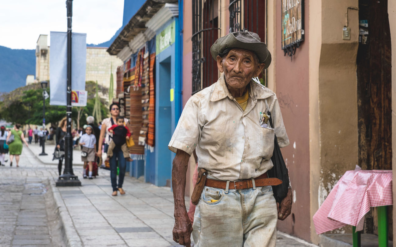 Architecture Building Built Structure Candid Photography Candid Portraits Casual Clothing City City Life Day Leisure Activity Lifestyles Mexico Oaxaca Outdoors Portrait Streetphotography TOWNSCAPE Travel Travel Destinations Travel Photography Village Village Life