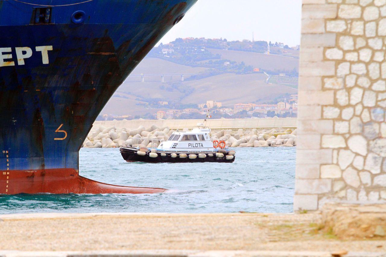 Nautical Vessel Transportation Mode Of Transport Day Sea Water No People Sky Outdoors Nature Nautical Equipment EyeEm Best Shots Showcase: November Streetphotography Transportation Seaandsky