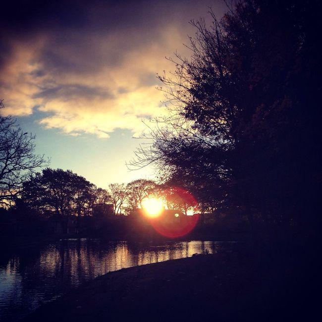 Enjoying The Sun EyeEm Best Shots - Sunsets + Sunrise EyeEm Best Shots Clouds And Sky