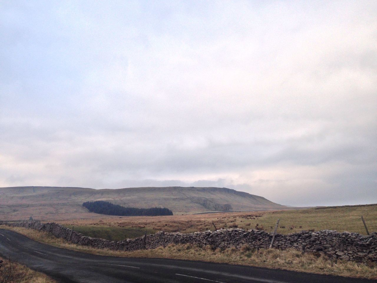 Countryside Country Road Yorkshire Yorkshire Dales North Yorkshire Moors Dales Landscape Nature Dry Stone Wall