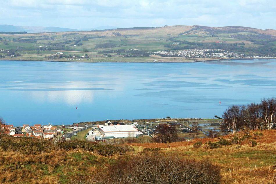 Port Glasgow! View Lake Nature Scotlandsbeauty Scotland Spring2015 Goodvibes