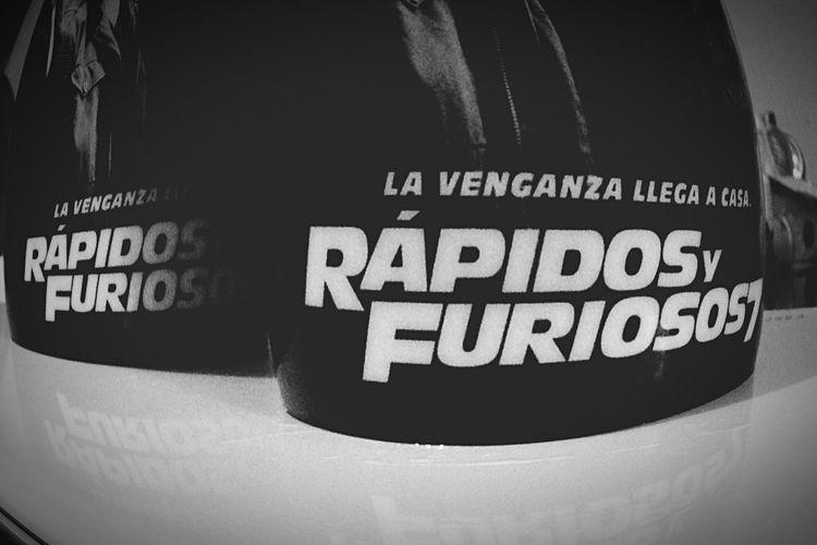 Rápidos & Furiosos 7🎬✨ FastAndFurious7 Movies Ciné Objetivo Ojo De Pez Para Iphone. Maravilloso!!