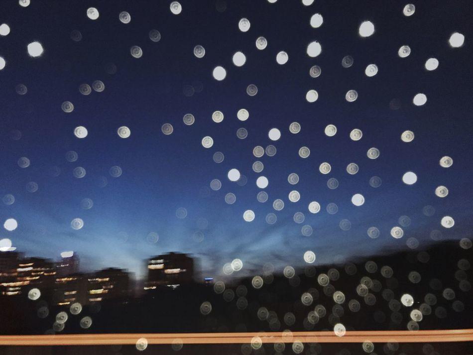 Night Istanbul Illuminated Sky EyeEm Best Shots Waterdrops Eyeemphotography Eyeemcollection Beauty In Nature