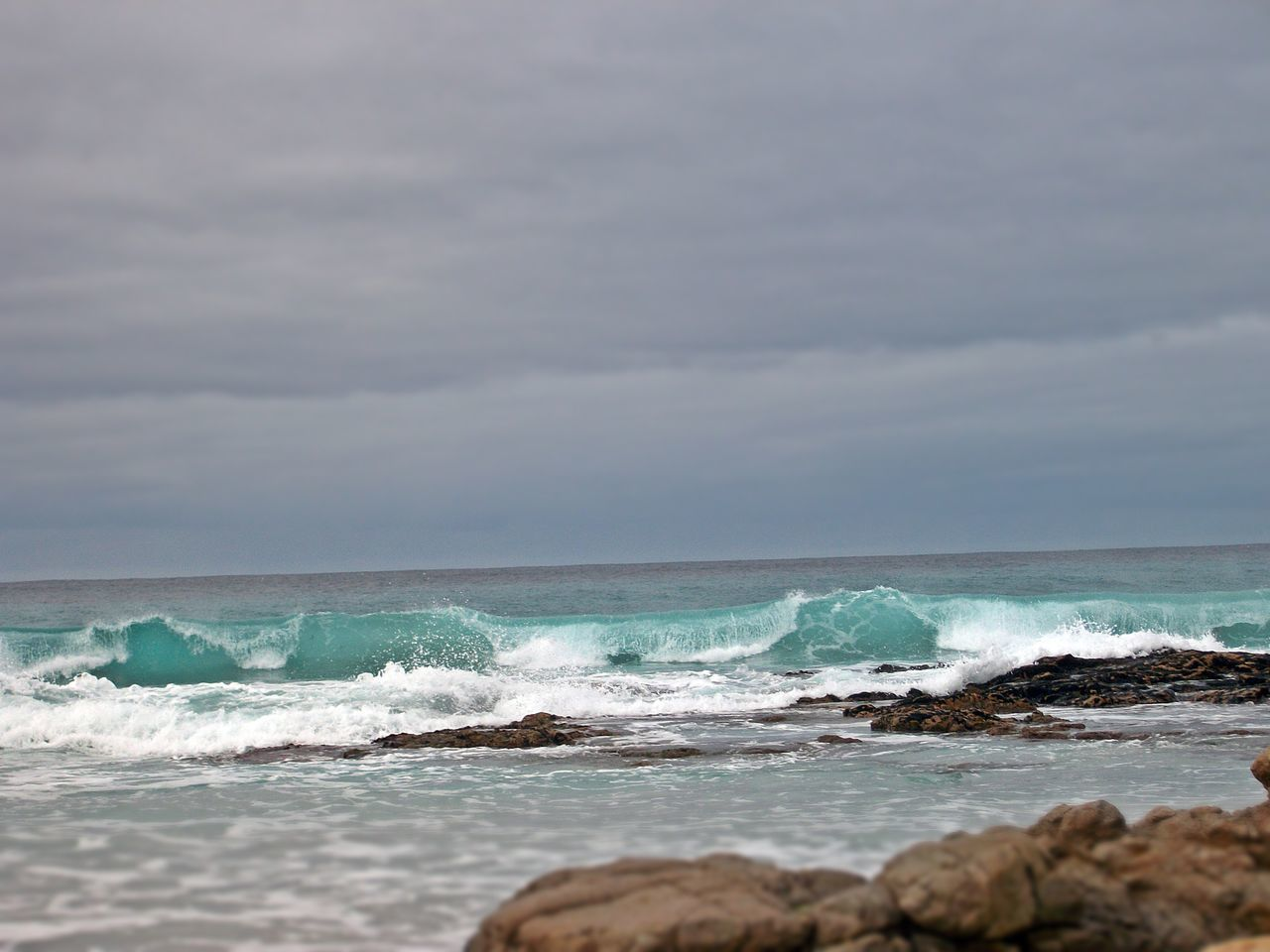 Friendly Beaches, Coles Bay Beach Beauty In Nature Cloud - Sky Day Friendly Beaches Horizon Over Water Nature No People Outdoors Scenics Sea Sky Storm Storm Cloud Tasmania Water Wave