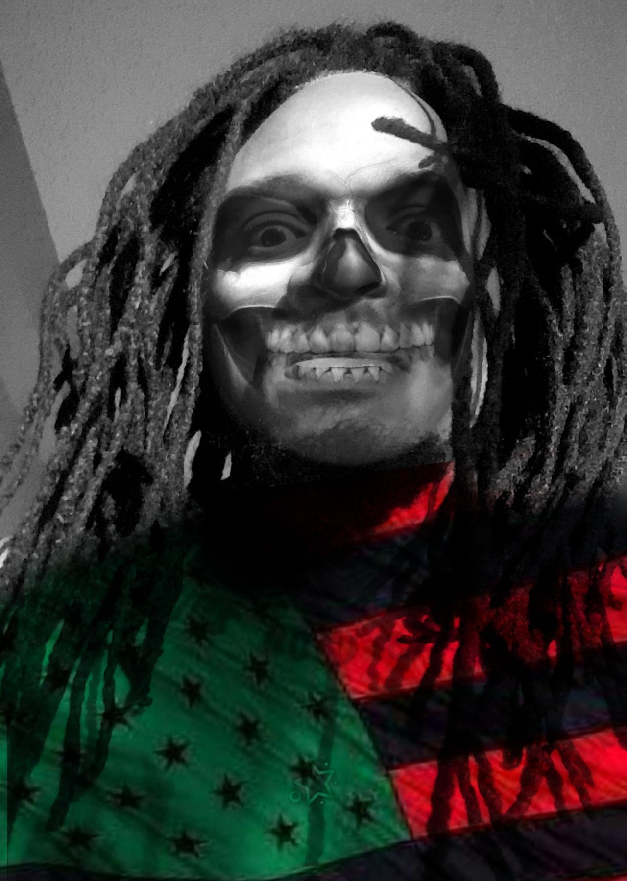 Gargamel. One Person Headshot Adult Human Face Portrait Rasta Rude People Taking Photos My Unique Style Thats Me  Thats Me  Creativity RastaRude One Love❤ RASTA From My Point Of View Welcome To Black Black Background