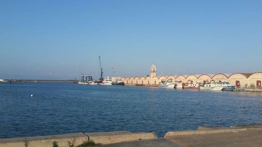 Relaxing Gandia Hello World Taking Photos Port Grao De Gandia Valencia, Spain