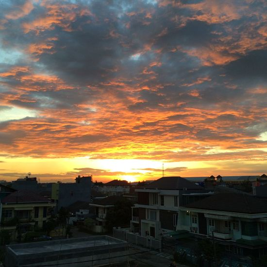 Beautiful sky. Noedit Nofilter Clouds And Sky Afternoon Sunset