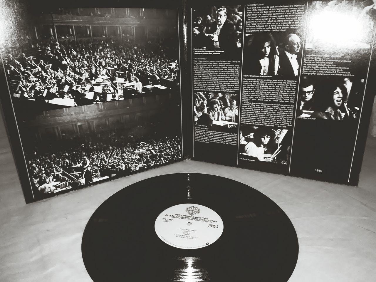 Deep Purple Vinyl Vinyl Records Vinylcollector Vinyllover Monochrome Blackandwhite Rocking Out Rock LiveMusic