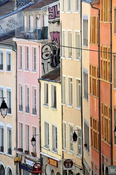 Only Lyon Lyon Eyelyon City Life Street Photography Croixrousse Old Town Heritage