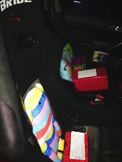 A Surprise for him. Secretly placing those Gifts in his Kia Forte Maria Kim without him knowing! All I Want Is You To Be Happy Joey Meets Starla Hope He Likes It <3 Because He's Worth It (: