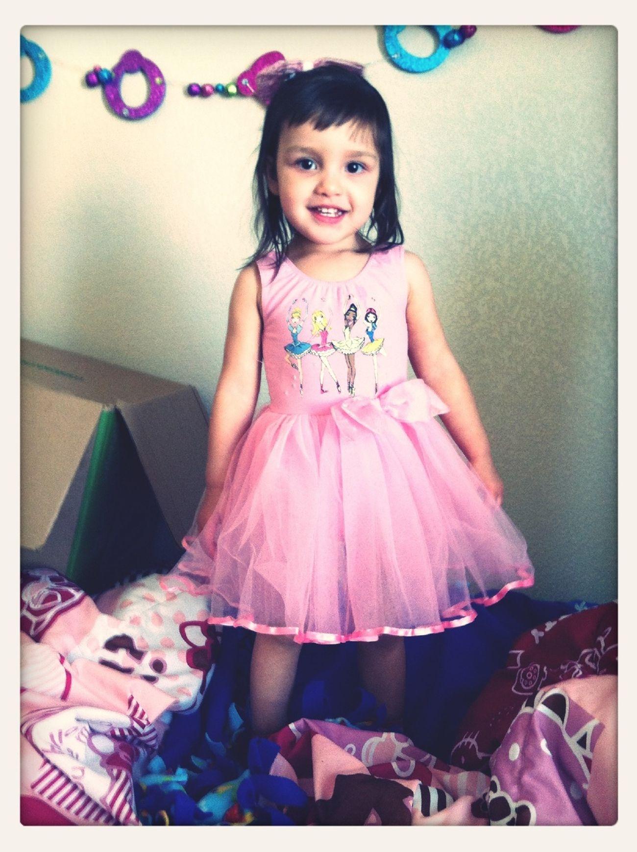 My Little Ballerina